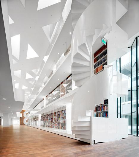The Learn'd by Kaan Architecten