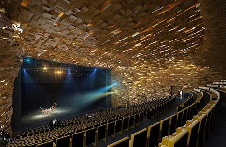 Beauvais Theatre, France
