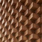 SO-IL adds decorative brick entrance to Tina Kim Gallery in Manhattan