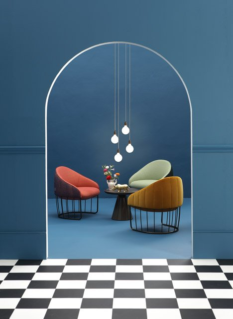 Tonella by Note Design Studio for Sancal