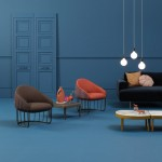 Note Design Studio's Tonella chair for Sancal is based on wine barrels