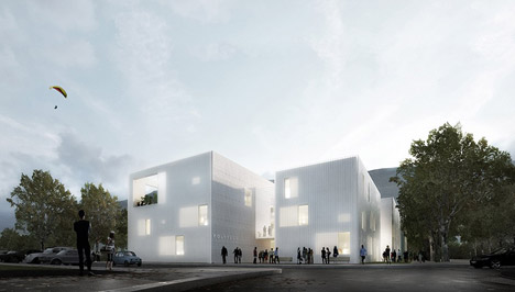 Polytechnic School of Engineering for the University of Savoie, France