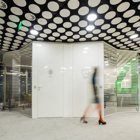 Uralchem Headquarters by Pedra Silva Architects
