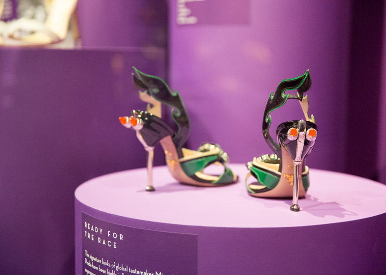 V&A Shoes Pleasure and Pain exhibition