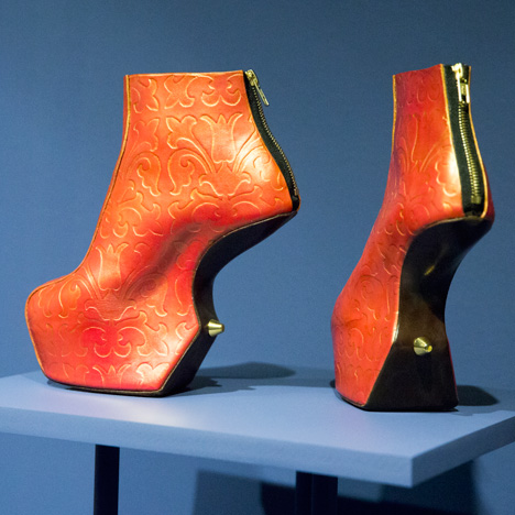 V&A presents extreme footwear in Shoes: Pleasure and Pain exhibition