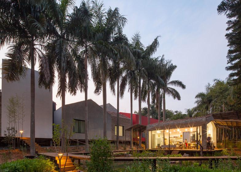 Vitamin Studio by Sou Fujimoto Architects