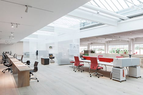 Vitra Workspace by Pernilla Ohrstedt