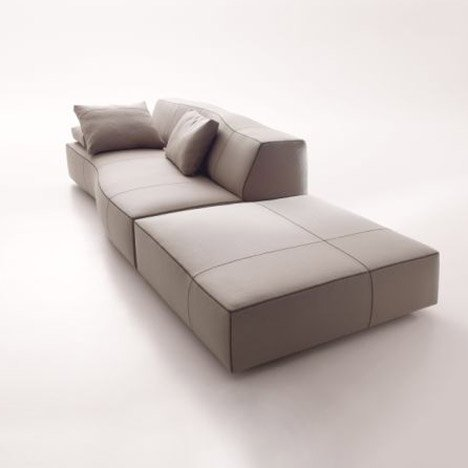 Bend Sofa by Patricia Urquiola for B&B Italia