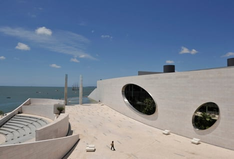 Champalimaud Centre for the Study of the Uknown, Lisbon, Portugal