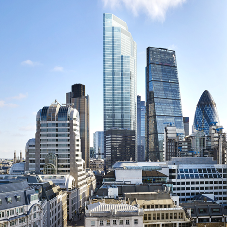 London's huge 22 Bishopsgate skyscraper revealed by developers