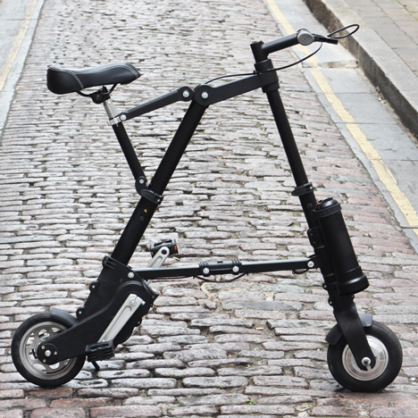 A-Bike Electric by A-Bike Electric LTD and Sir Clive Sinclair