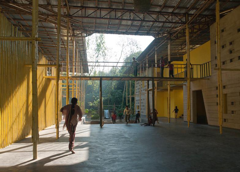 Architecture, more than 1000 square metres – Pani Community Centre by SchilderScholte Architecten