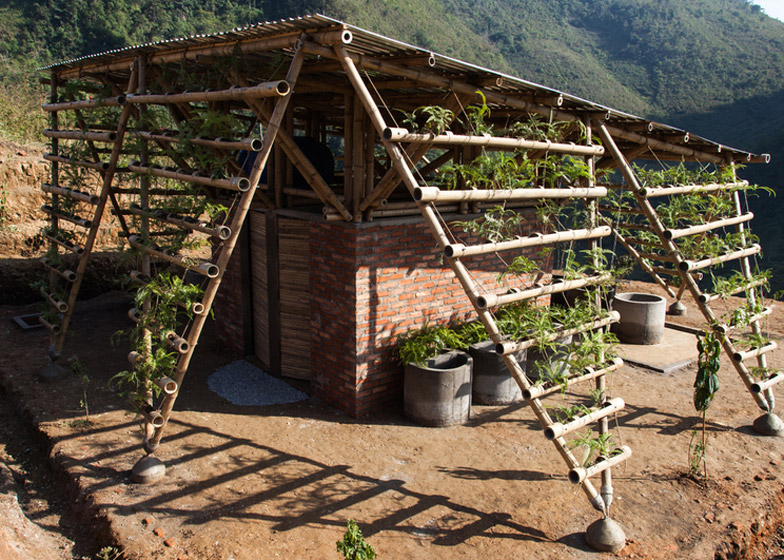 Toigetation by H&P Architects – winner of Social Good Award category