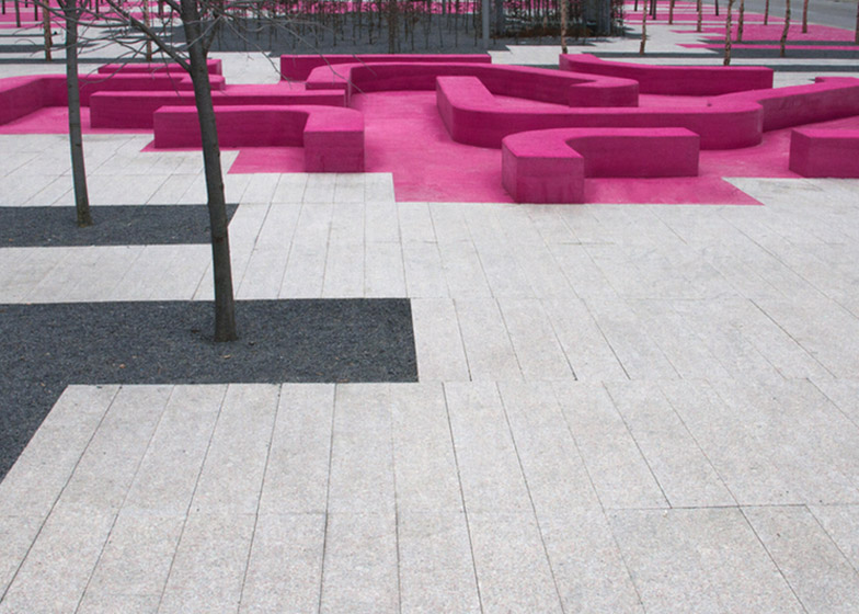 June Callwood Park by GH3 – winner of Landscape Architecture category