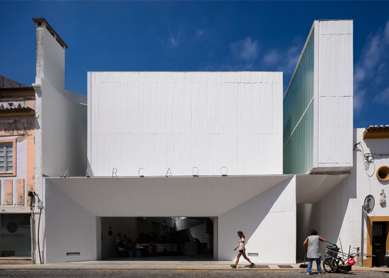 Abrantes Municipal Market by ARX Portugal