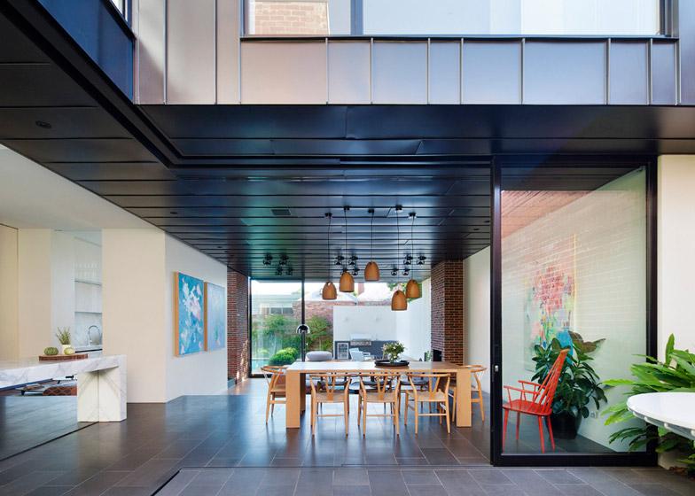 Abstract House by Matt Gibson