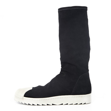 634b9456071 Rick Owens adds sandals and clogs to shoe range for Adidas