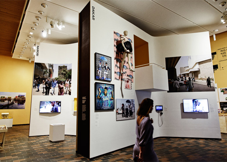 Exhibition view. Photograph by Ulrik Jantzen