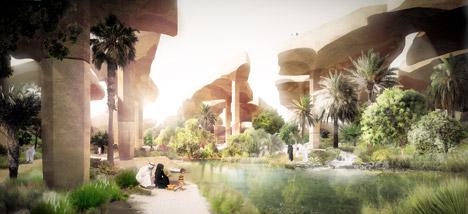 AlFayah Park Oasis