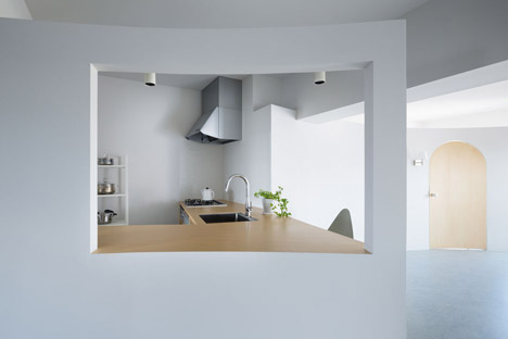 Apartment Sagamiono by MAMM DESIGN