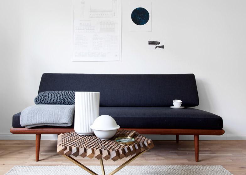 Apartment styled by Sarah Van Peteghem