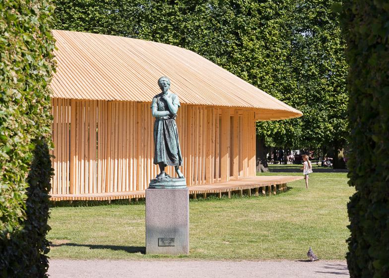 Around Pavilion Copenhagen