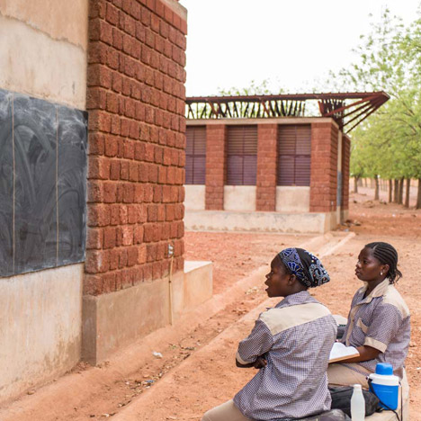 Bethel School Gourcy in Burkina Faso by Architect 25, photo by Grant Smith