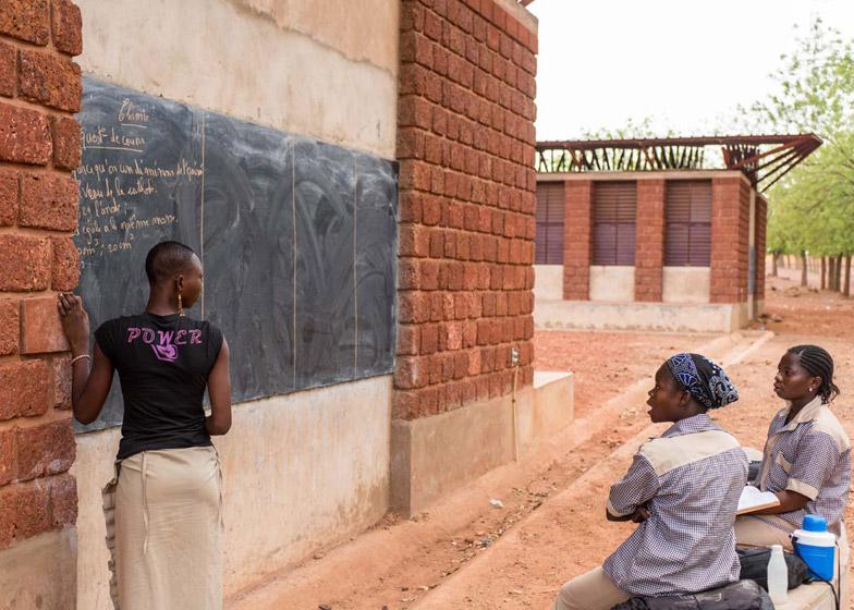 Bethel School Gourcy in Burkina Faso by Architect 25, photo by Grant Smith
