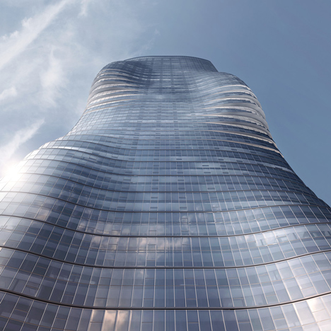 Beyoncé-inspired Premiere Tower by Elenberg Fraser