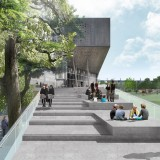 OMA to create new sports and science facility at historic English college