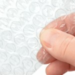 Bubble Wrap redesigned to create pop-less packaging material