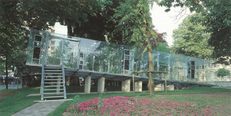 CMY Pavilion by Shift architecture urbanism