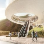 Snøhetta wins competition for cable car and Alpine viewing platform in Italy