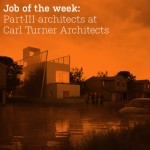 Job of the week: Part-III architects at Carl Turner Architects