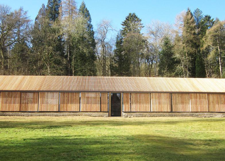 Chedworth Roman Villa by Feilden Clegg Bradley