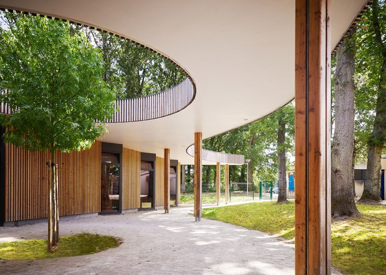 Childrens House by MU