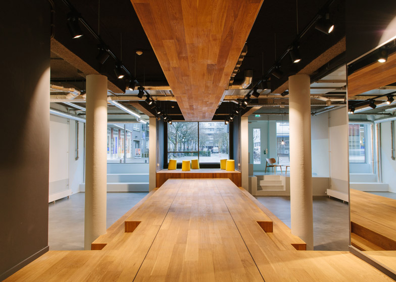 Conference room The Catwalk by ZU Studio