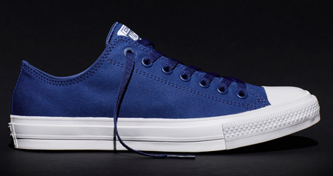 fe97fc00ee200f 3Novices Converse unveils first redesign of classic Chuck Taylor All ...
