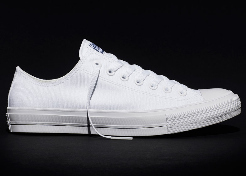 75f420e61c3e Converse unveils redesign of Chuck Taylor All Stars sneakers