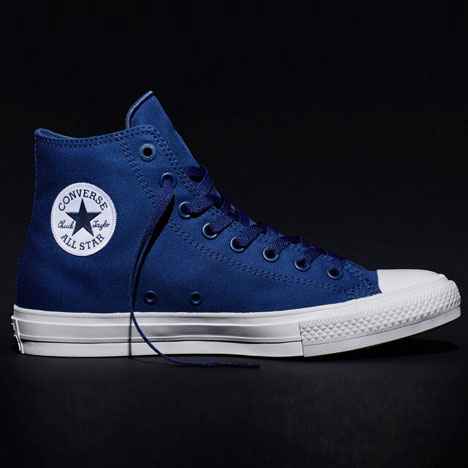 Converse Chuck Taylor All Star II blue