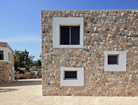 Country House by DVA Arhitekta