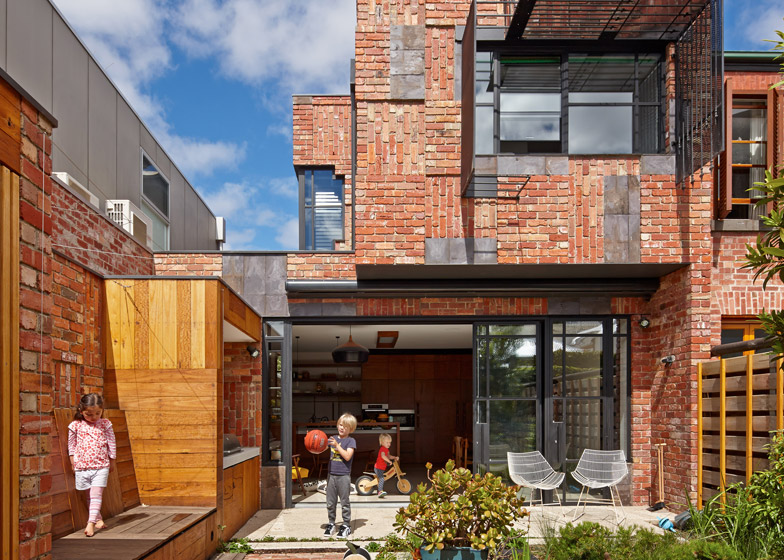 1 of 12 cubo house by phooey architects - Home Extensions Melbourne