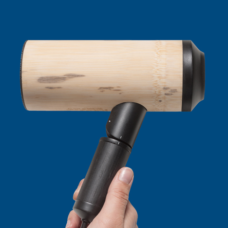 Bamboo hairdryer and speakers win Grand Prix at Design Parade 10