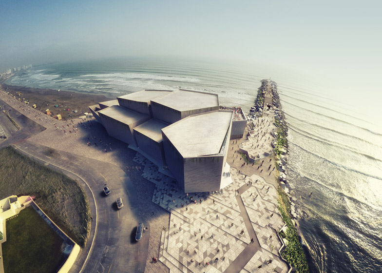 Foro Boca concert hall by Rojkind Arquitectos