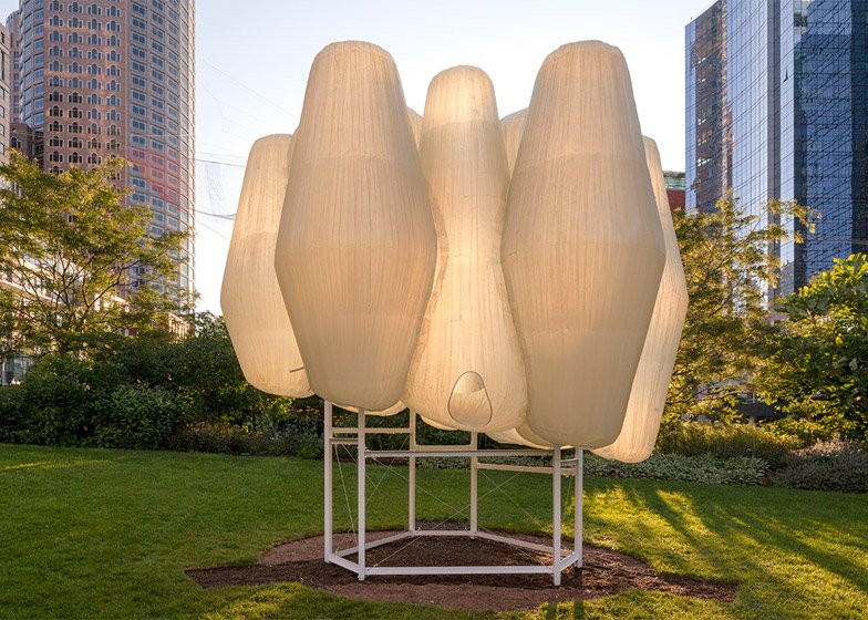 Boston Design Biennial installations