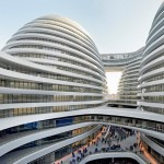 "Zaha Hadid Architects embraces America as China turns against ""weird architecture"""