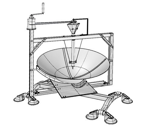Solar Extruder sketch