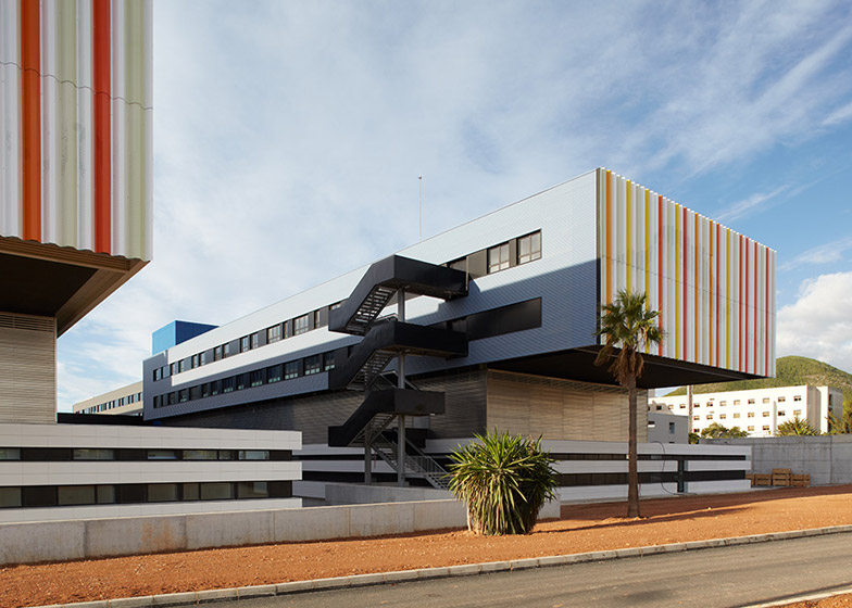 Hospital of Can Misses in Ibiza by Luis Vidal + Architects