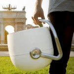 Bodin Hon develops Solari portable solar-powered cooker at IED – Istituto Europeo di Design