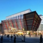 Rogers Stirk Harbour + Partners unveils design for International Spy Museum
